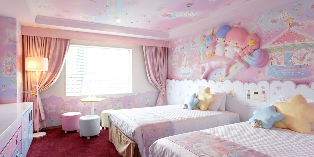キキララ ホテル