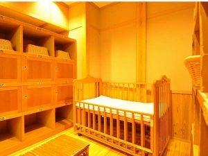 一の俣グランドホテル 赤ちゃん